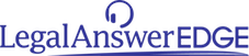 LegalAnswerEdge Logo